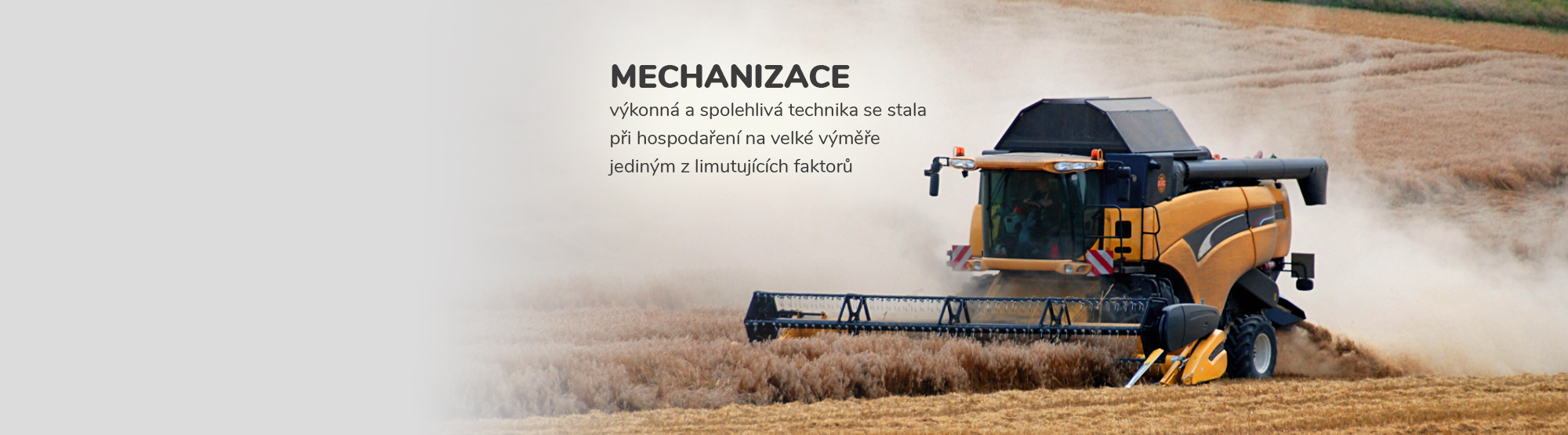 mechanizace